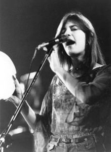 Marcy Levy circa 1980