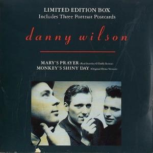 Danny Wilson Mary's Prayer vinyl