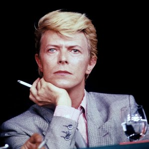 David at the 1983 Cannes Film Festival