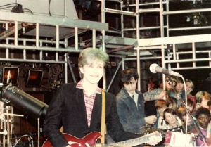 Sylvian and Barbieri, The Oxford Road Show, November 1981