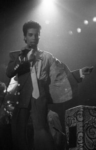 Prince, Brussels 1986