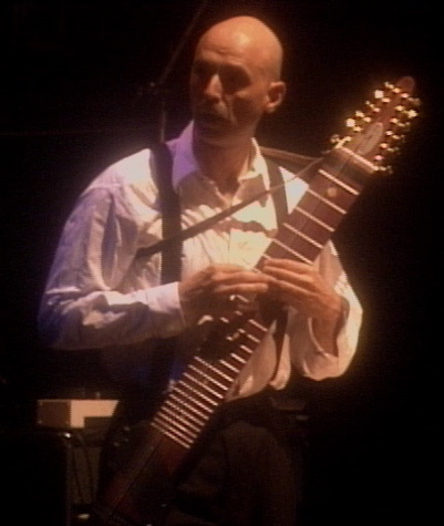Tony Levin and Chapman Stick