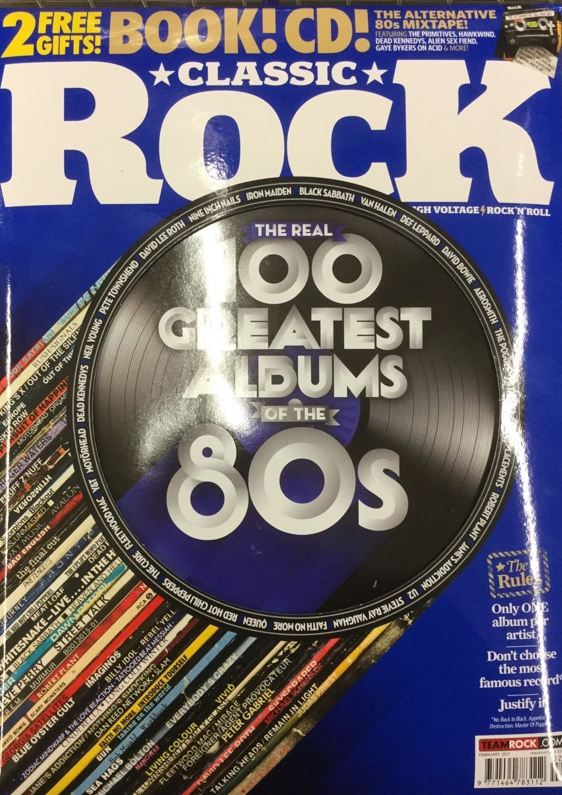 Fact magazine top 100 albums 1980