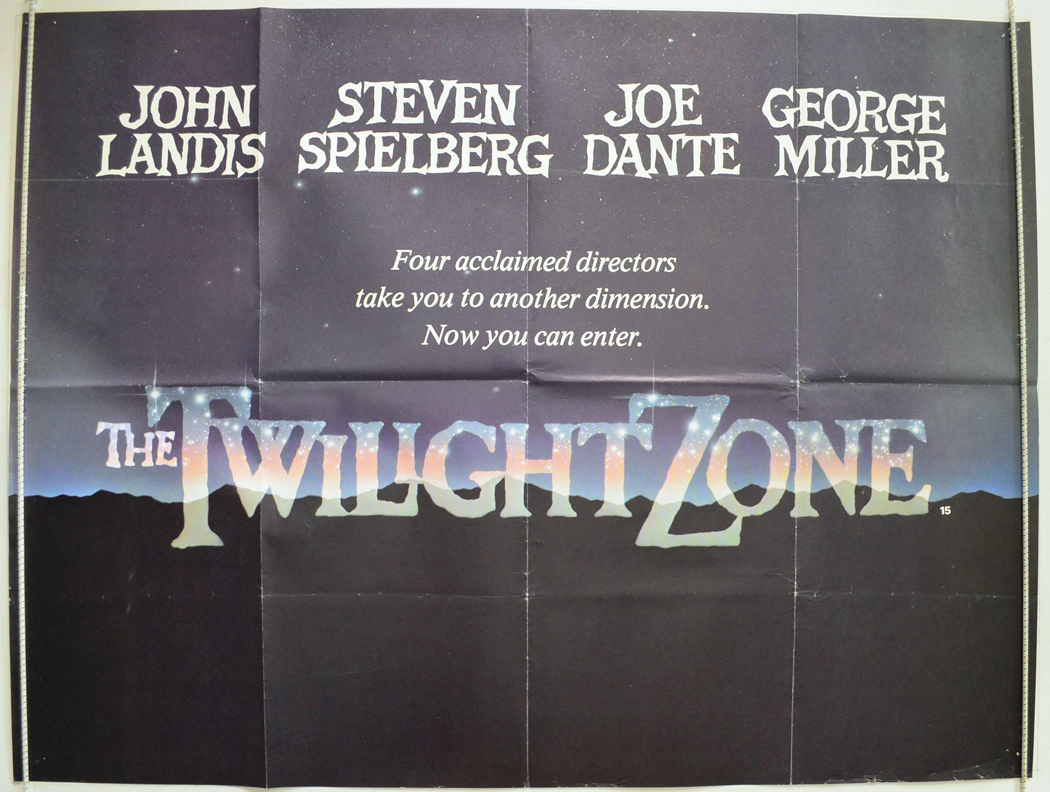Wanna See Something Really Scary Two Takes On The Twilight Zone